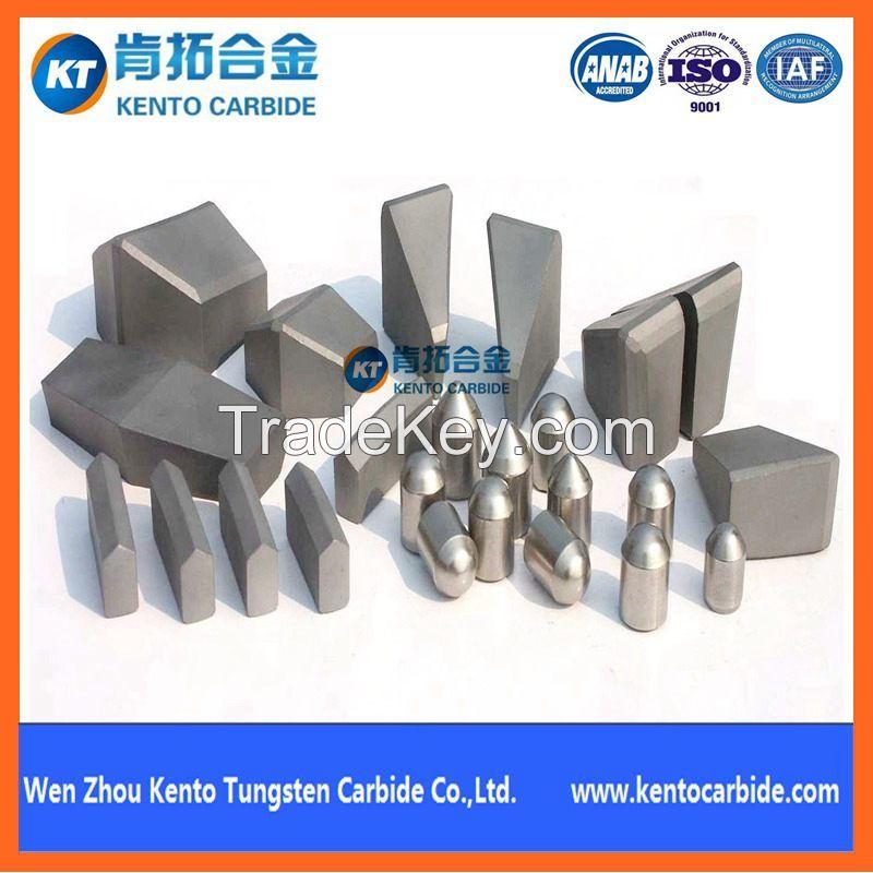 tungsten carbide button drill bit k034 yg15 hard metal