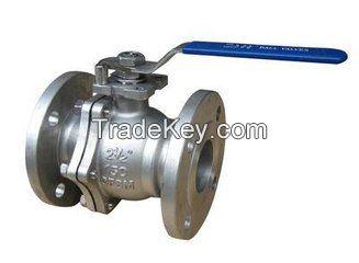 customer made stainless steel ball valves