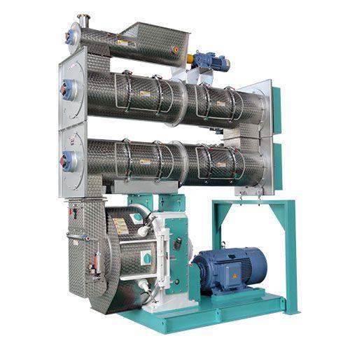 Farm Machinery Pelletizer Machine/ Pellet Mill For Animal Feed SZLH768a2