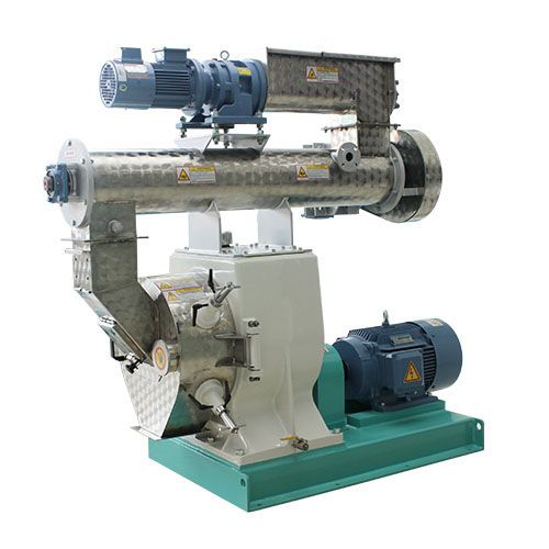 Small Capacity Poultry Feed Pellet Mill For Sale SZLH25