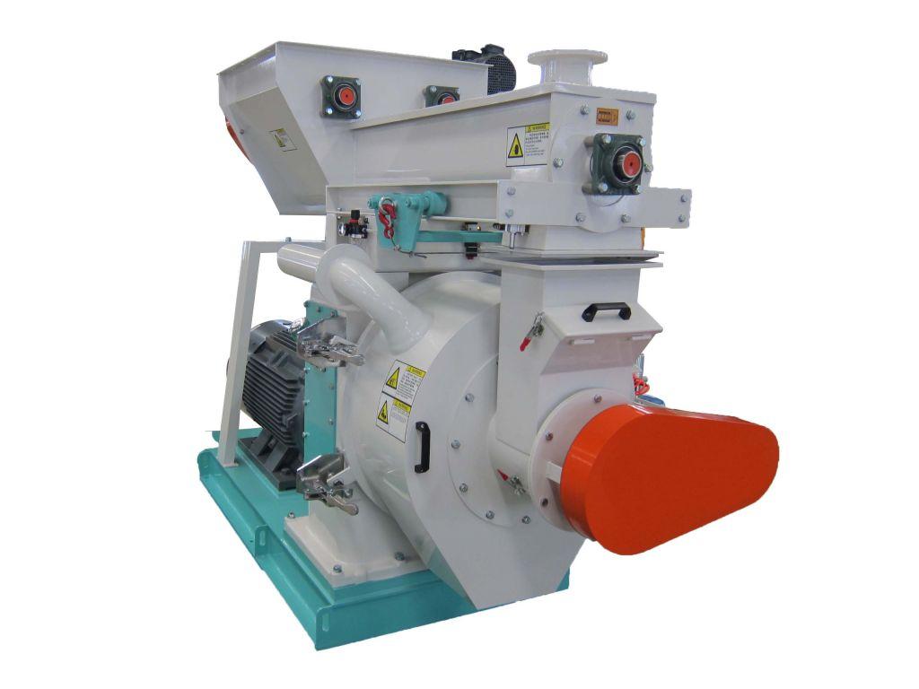 Acacia wood pellet line sawdust pelleting machinery for energy biomass pellet mills