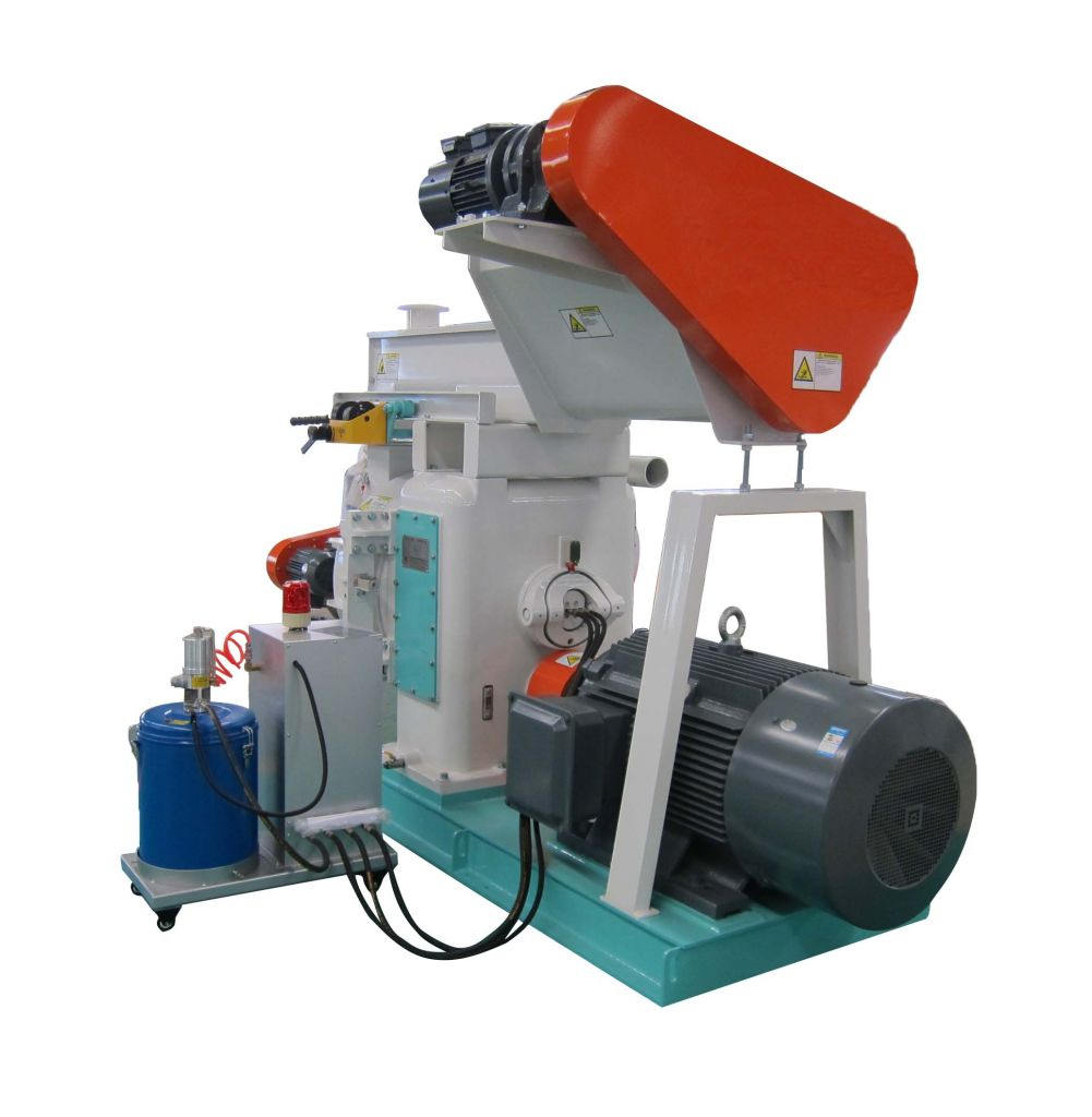 China Good Quality Biomass Wood Pellet Mill Making Machine For Sale