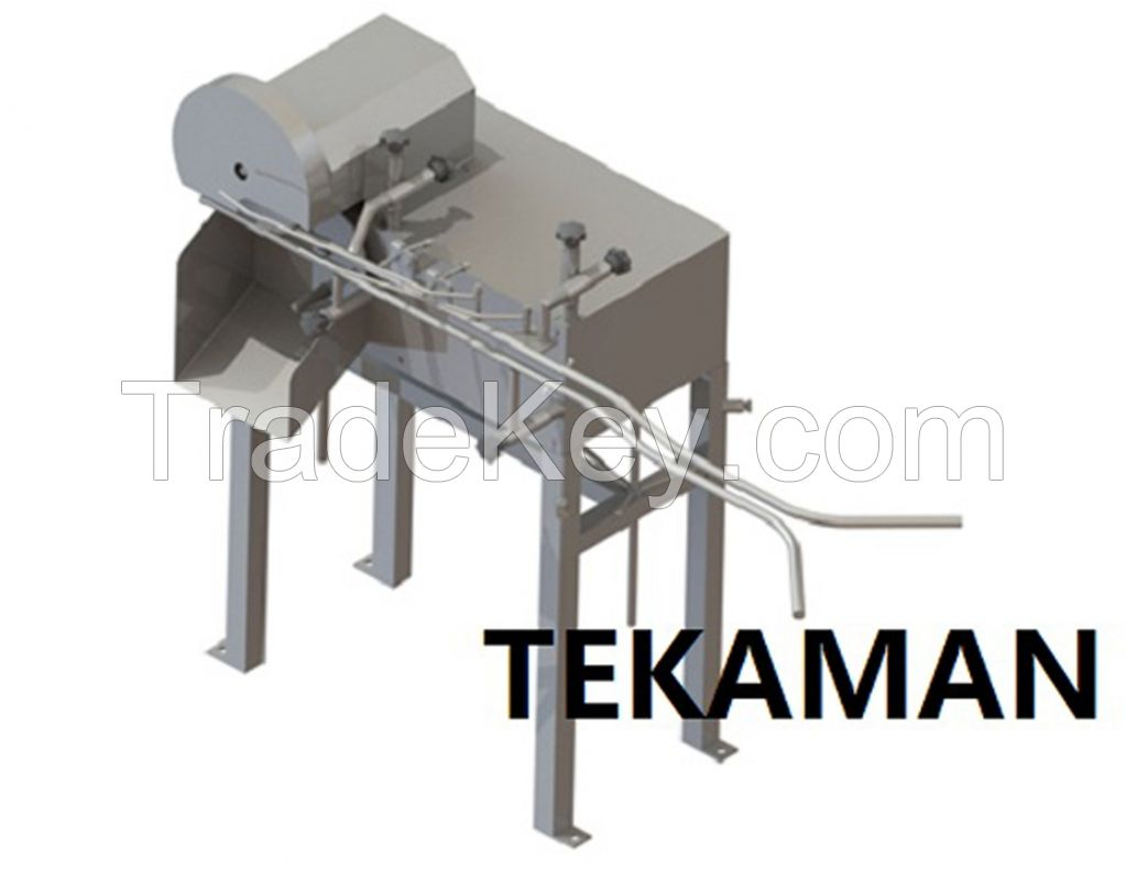 HEAD CUTTER - POULTRY EVISCERATION - POULTRY PROCESSING EQUIPMENT