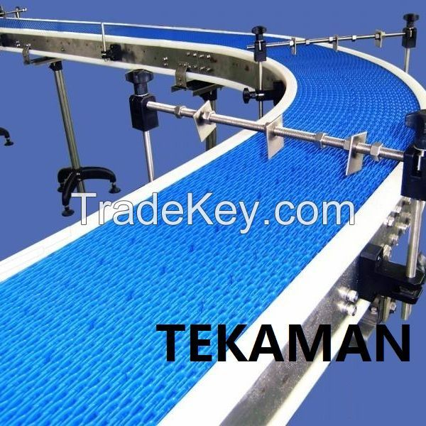 MODULAR CONVEYOR - POULTRY DEFEATHERING - POULTRY PROCESSING EQUIPMENT