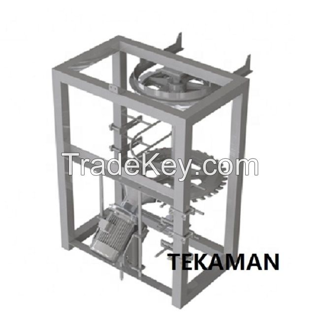 FEET CUTTER - POULTRY DEFEATHERING - POULTRY PROCESSING EQUIPMENT