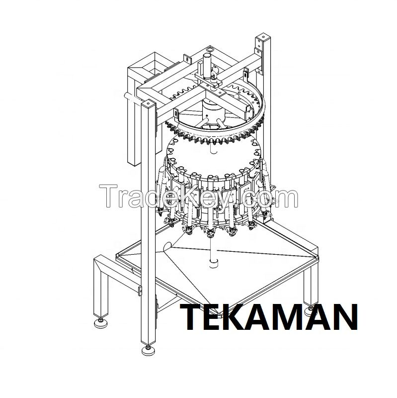 NECK BREAKER - POULTRY EVISCERATION - POULTRY PROCESSING EQUIPMENT