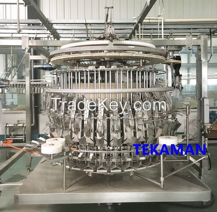 EVISCERATOR - POULTRY EVISCERATION - POULTRY PROCESSING EQUIPMENT