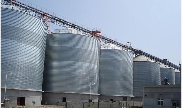 Galvanized Steel Storage Silo Price china manufacturer