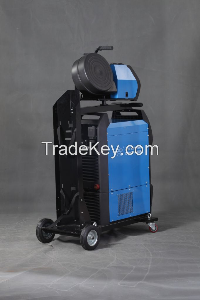MIG Series Digital IGBT Inverter Double-pulse Multi-function CO2/MIG/MAG Welding machine