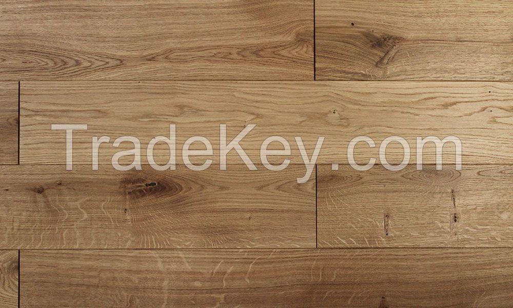 solid oak flooring, oak parquet