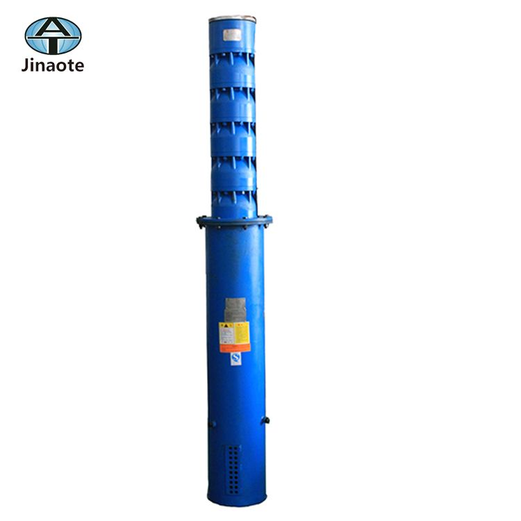 8 inch cast iron high pressure submersible borehole pump