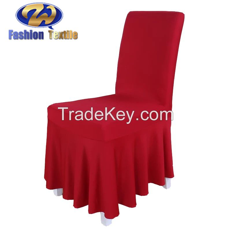 Stretch cloth dining seat table chair covers