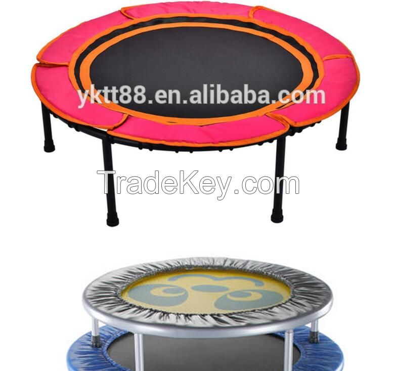 China supplier 2017 rent a trampoline outdoor, fitness mini trampoline