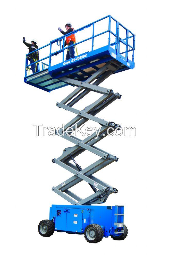 Genie Used Equipment - Boom & Scissor Lift
