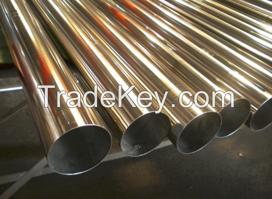 High Quality Welded Stainless Steel Pipes