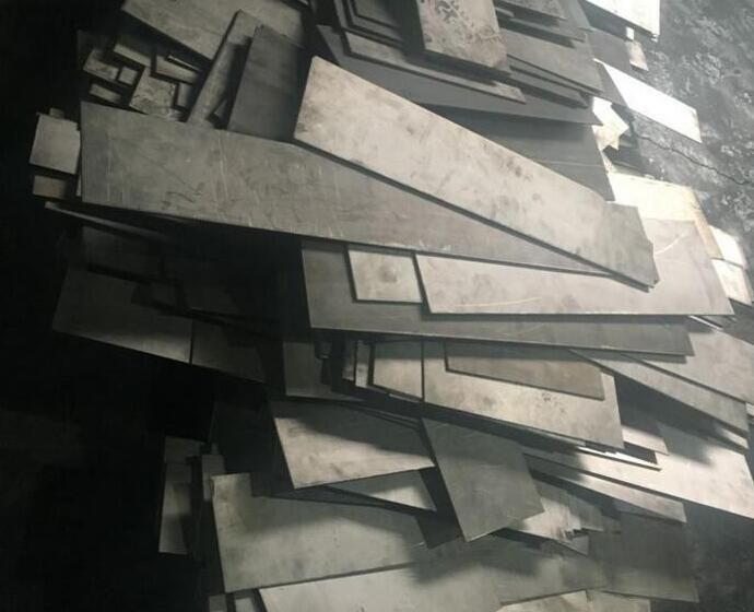 China Trusted supplier of Titanium Scrap sheet