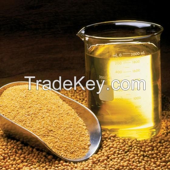 Refined Soybean Oil Premium Quality