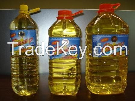 Refined Sunflower Oil, Vegetable Oil, Edible Grade Sunflower Cooking Oil