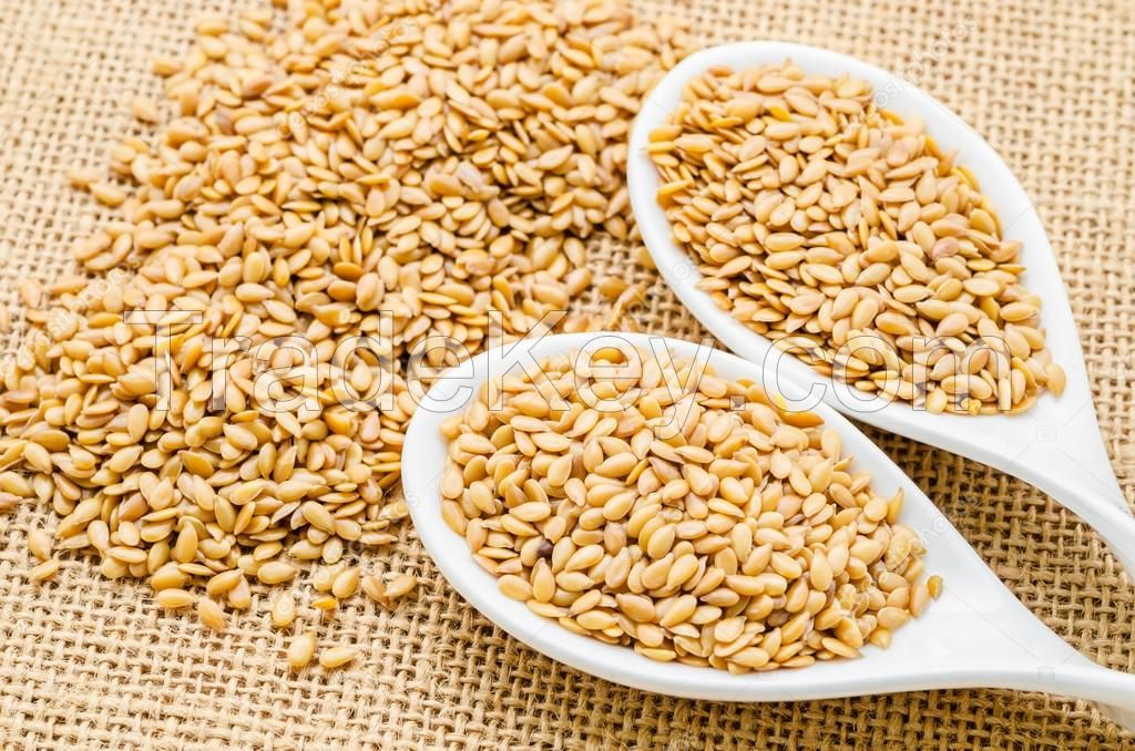 Gold Flax Seeds