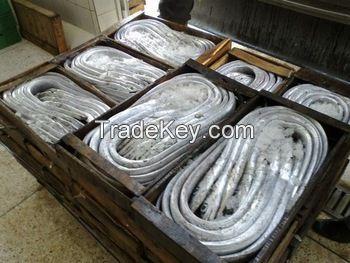 Frozen Ribbon Fish/ Hairtail Fish/ Tilapia Fish/ Sardine Fish/ Tuna Fish/ Shrimp