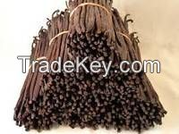 Hot Sale Whole Black Vanilla Bean