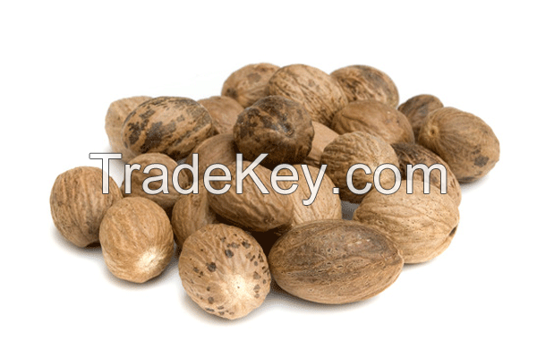 Natural Nutmeg and Mace