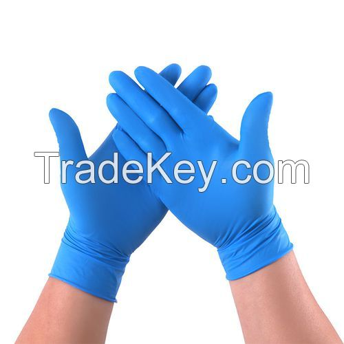 Gloves protect medical disposable vinyl safety hand surgical gloves