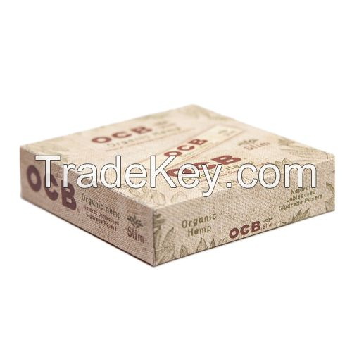 Unbleached OCB Rolling Papers