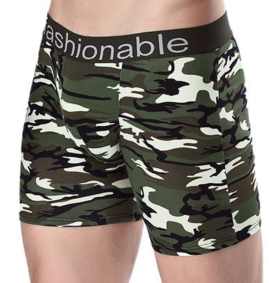 Men's full print underwear