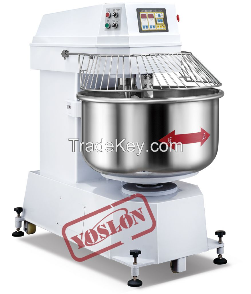 Bakery equipment for spiral mixer/planetary mixer/ dough divider/rotary oven/proofer/toast moulder