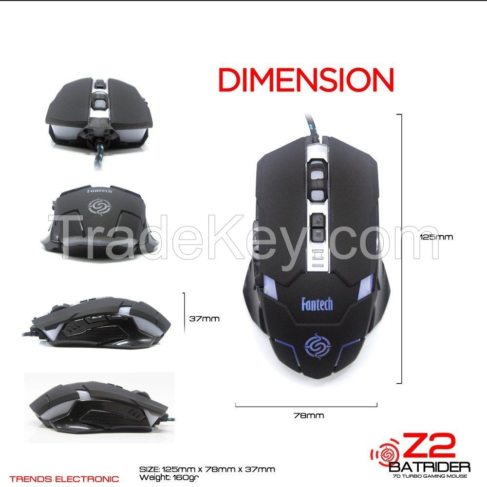 Gaming Mouse 3200 DPI 7 Buttons