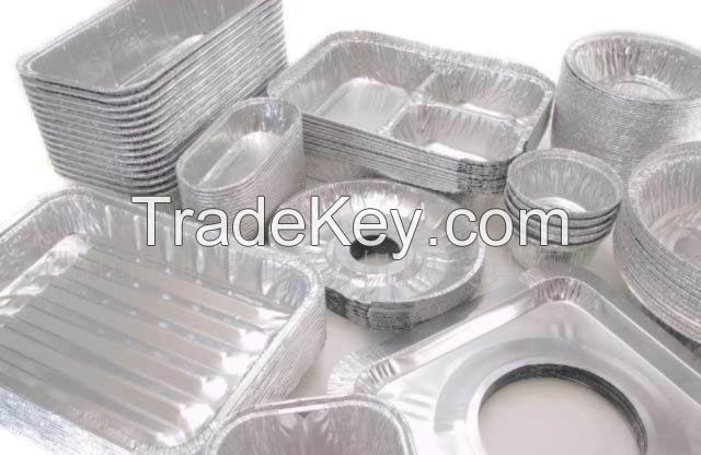 Professional supplier of aluminum foil/sheet/container