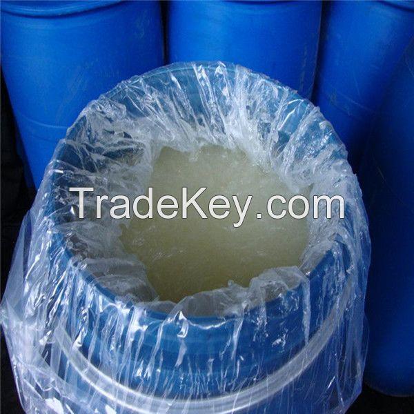 Surfactant SLES 70% Sodium Lauryl Ether Sulfate
