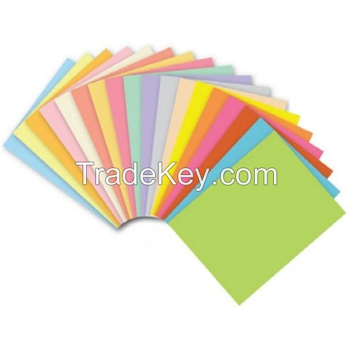 Coloured Offset Printing Paper in Sheets/Rolls for Sale