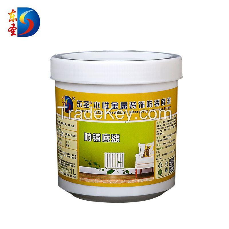 Waterborne acrylic anti corrosive primer