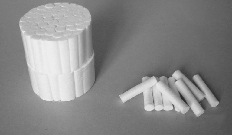 Cotton Dental Roll