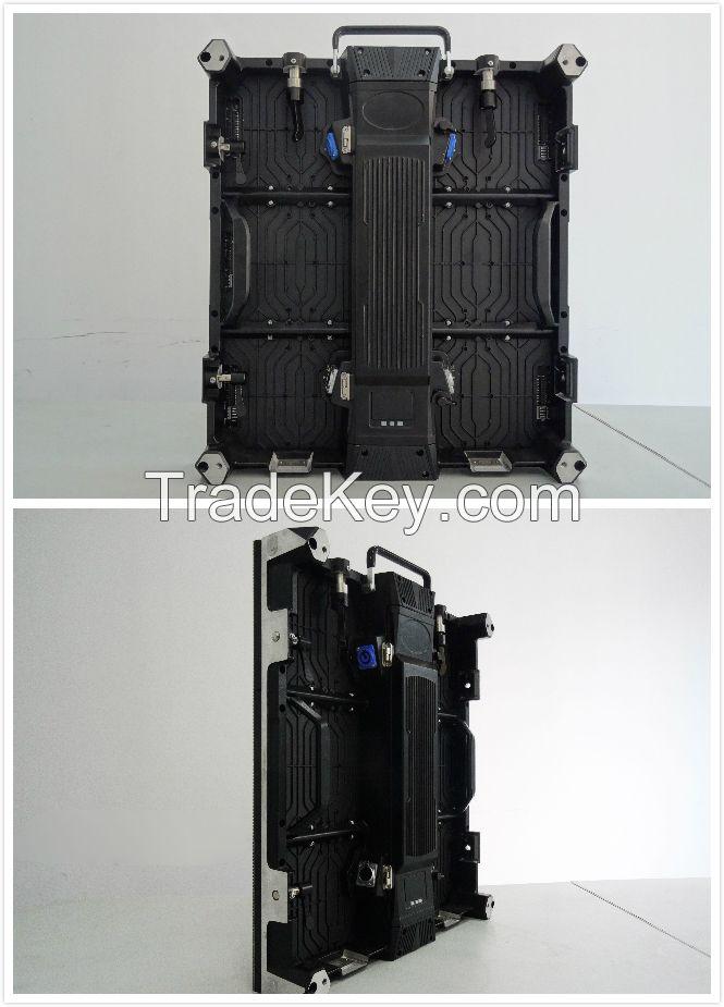 Indoor 480X540mm die-casting Aluminum  P1.875 P1.935 P2 P2.5 full color LED displays for rental China
