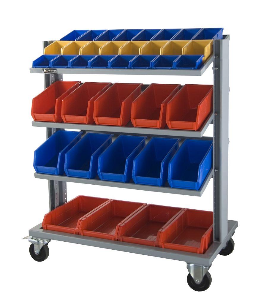 SanJi-First  Mobile Material Rack