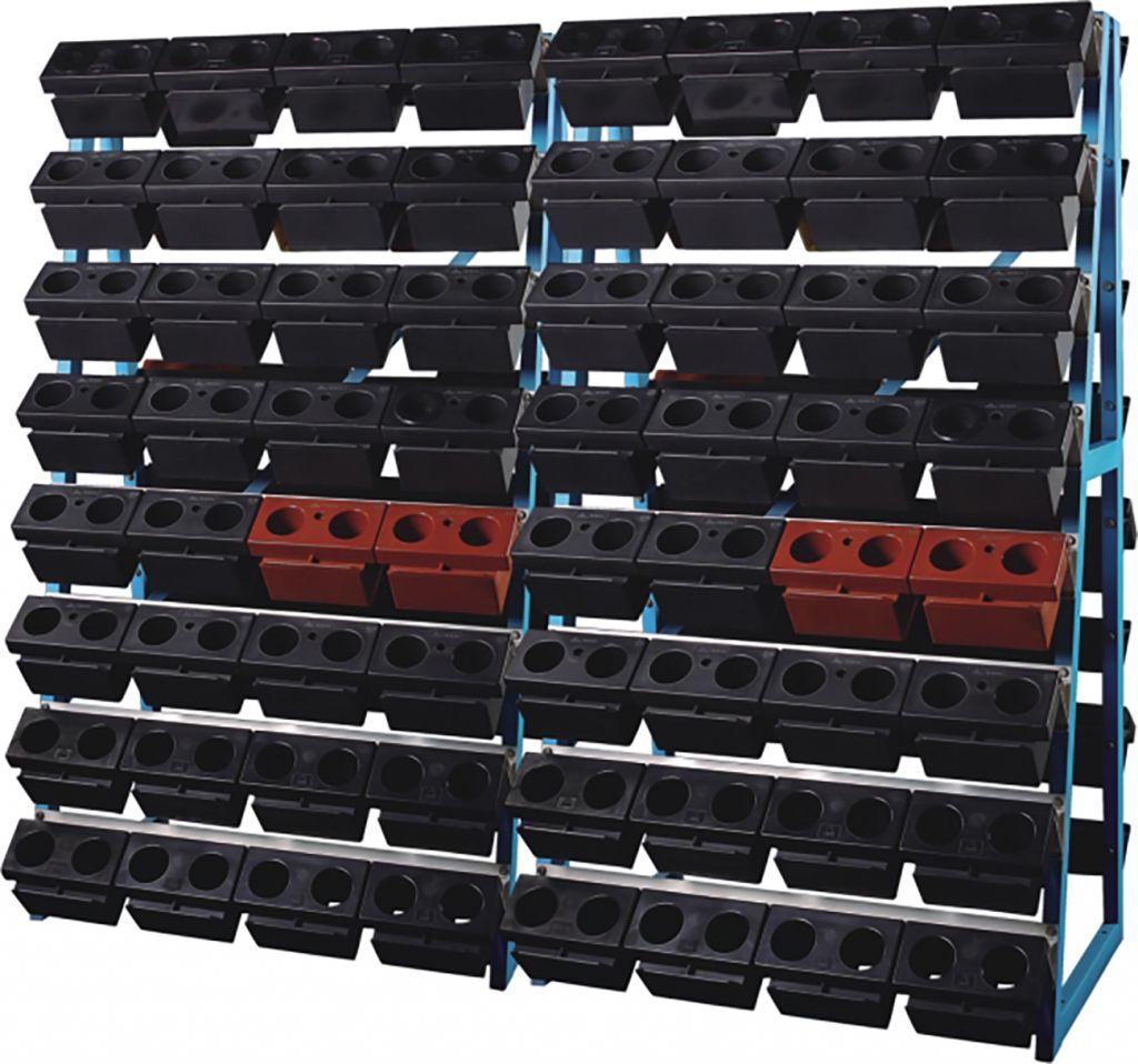 Chengdu SanJi-First CNC Tools Rack