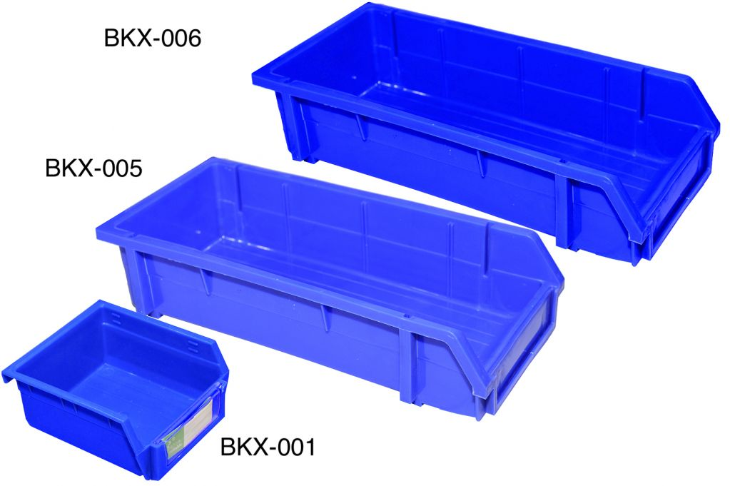 Plastic parts box