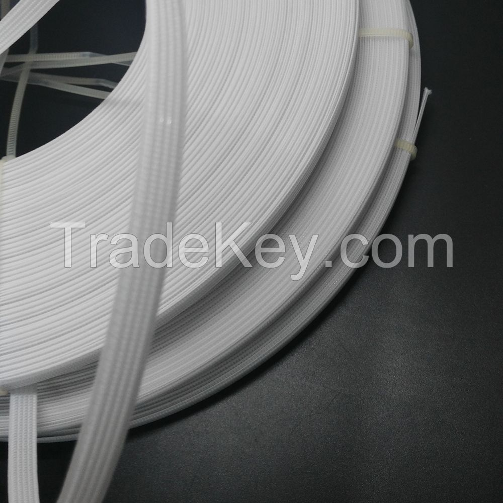 whole sale white rigilene polyester boning sewing material