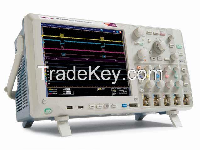 Tektronix Dpo 500b Advanced Signal Analysis Oscilloscopes