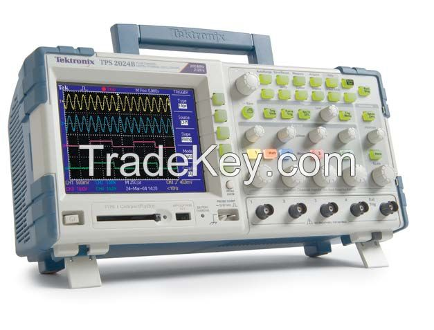 Tektronix TPS2000b Battery Powered and Handheld Oscilloscopes