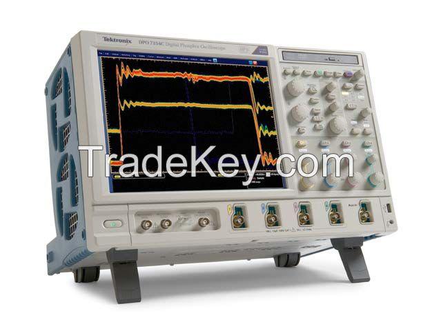 Tektronix Dpo7000c Advanced Signal Analysis Oscilloscopes