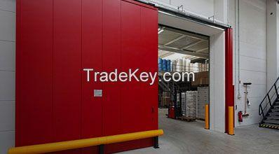 Industrial Sliding Door - SLD 005