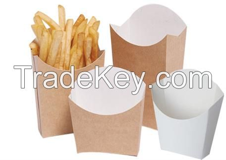 Paper Box For Food Containing