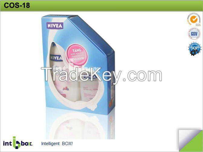 Cosmetic Box, Packaging