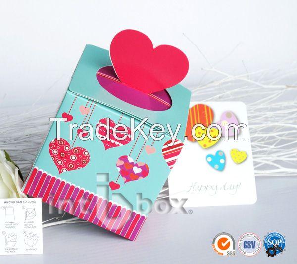 Cute Gift Box, Decorative Paper Box