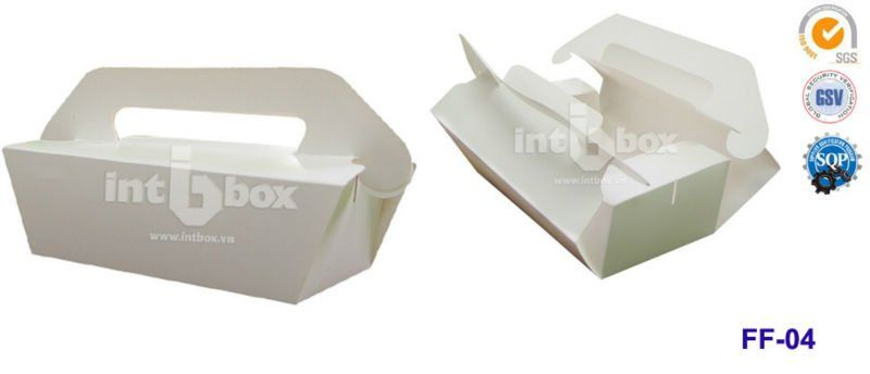 Fast Food Delivery Box, Paper Box
