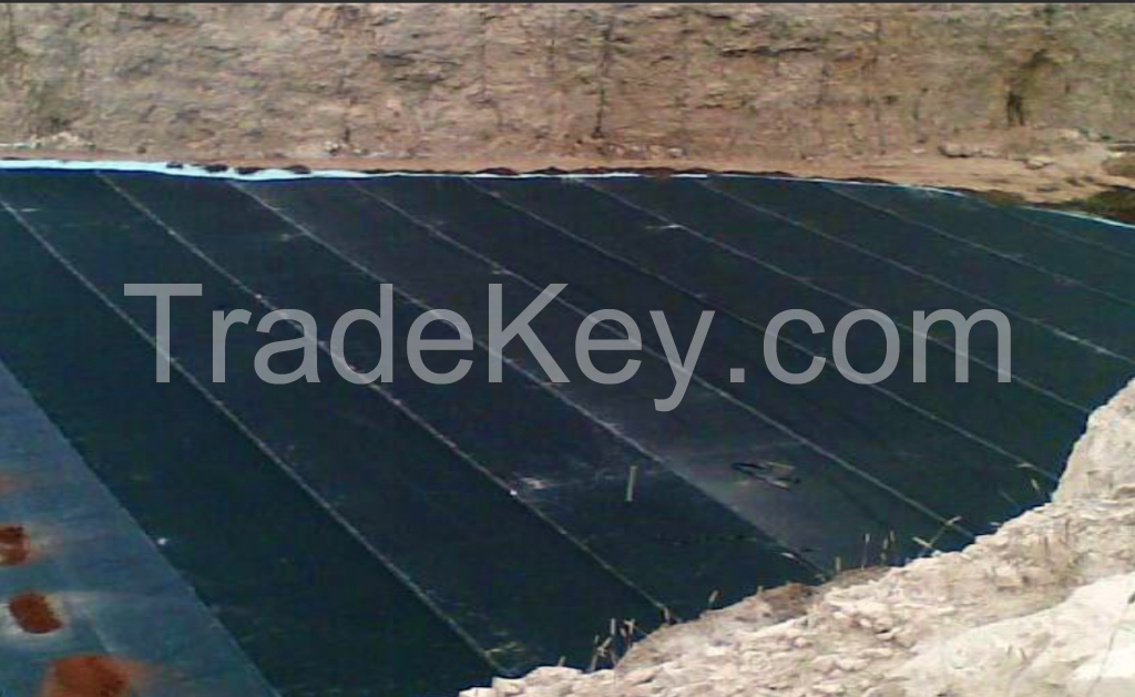 Geomembrane Textured Sheet